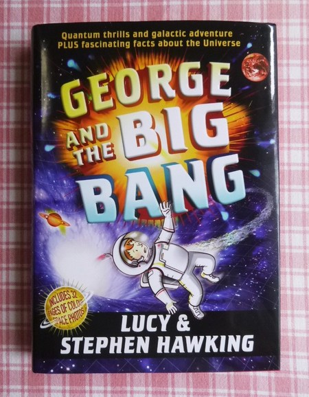 GEORGE AND THE BIG BANG.JPG
